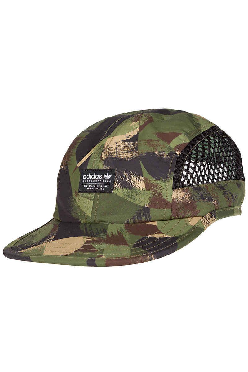 adidas Camo 4 Panel Cap (multicolor)