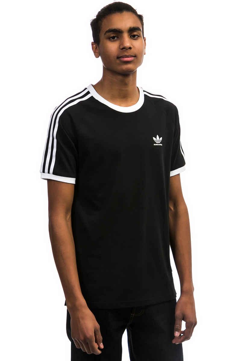 adidas California 2.0 T-Shirt (black white)
