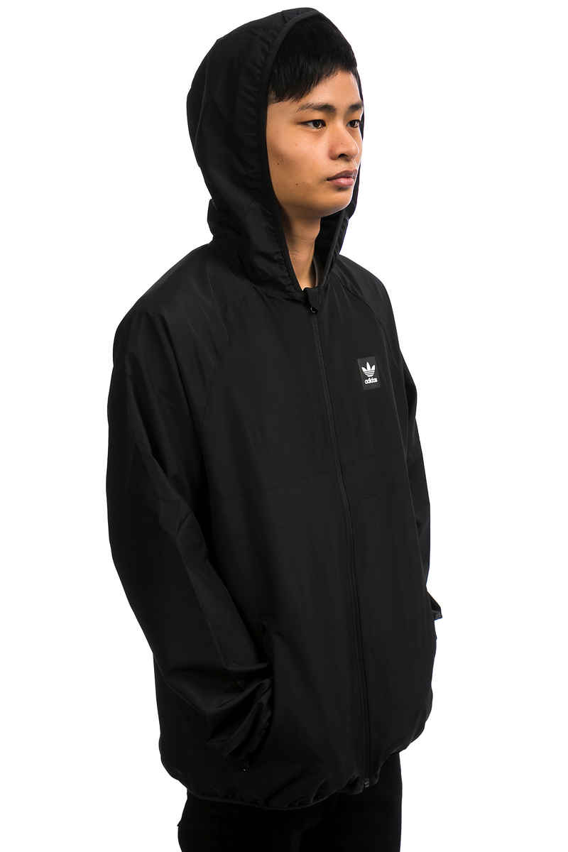 adidas Blackbird Wind Jacket (black black)
