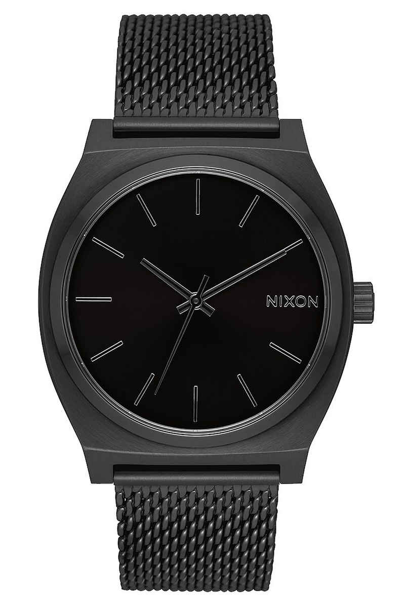 Nixon The Time Teller Milanese Orologio women
