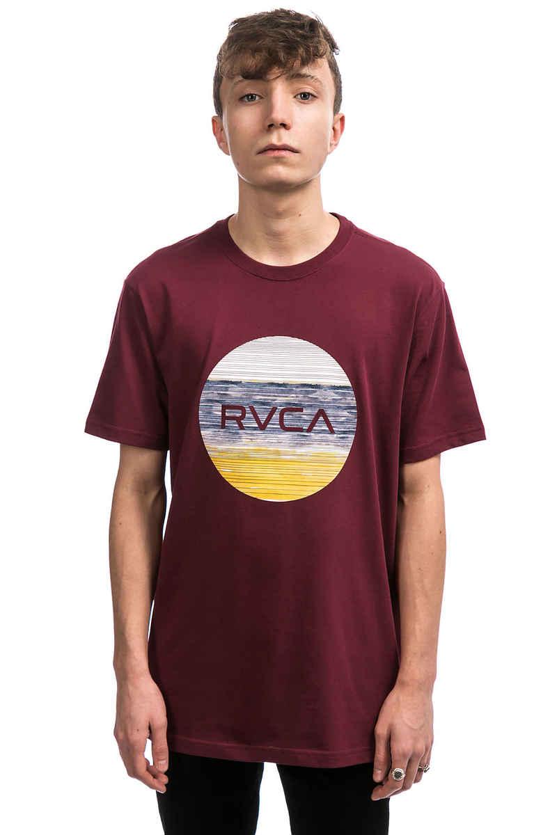 RVCA Motors Standard T-Shirt (tawny port)