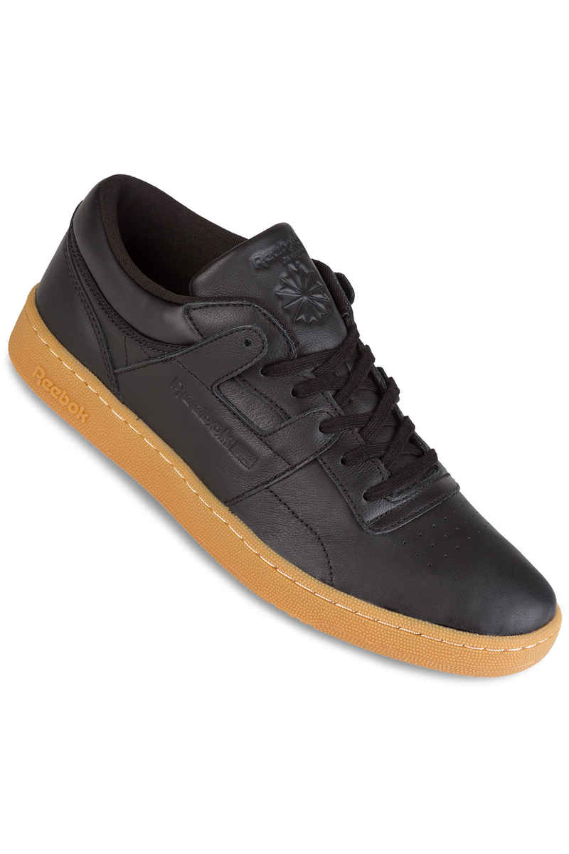 Reebok Club Workout Schuh (black chalk gum)