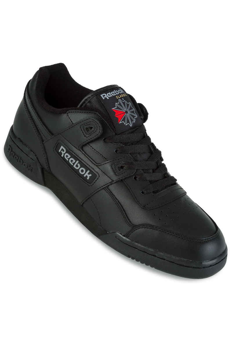Reebok Workout Plus Schuh (black charcoal)