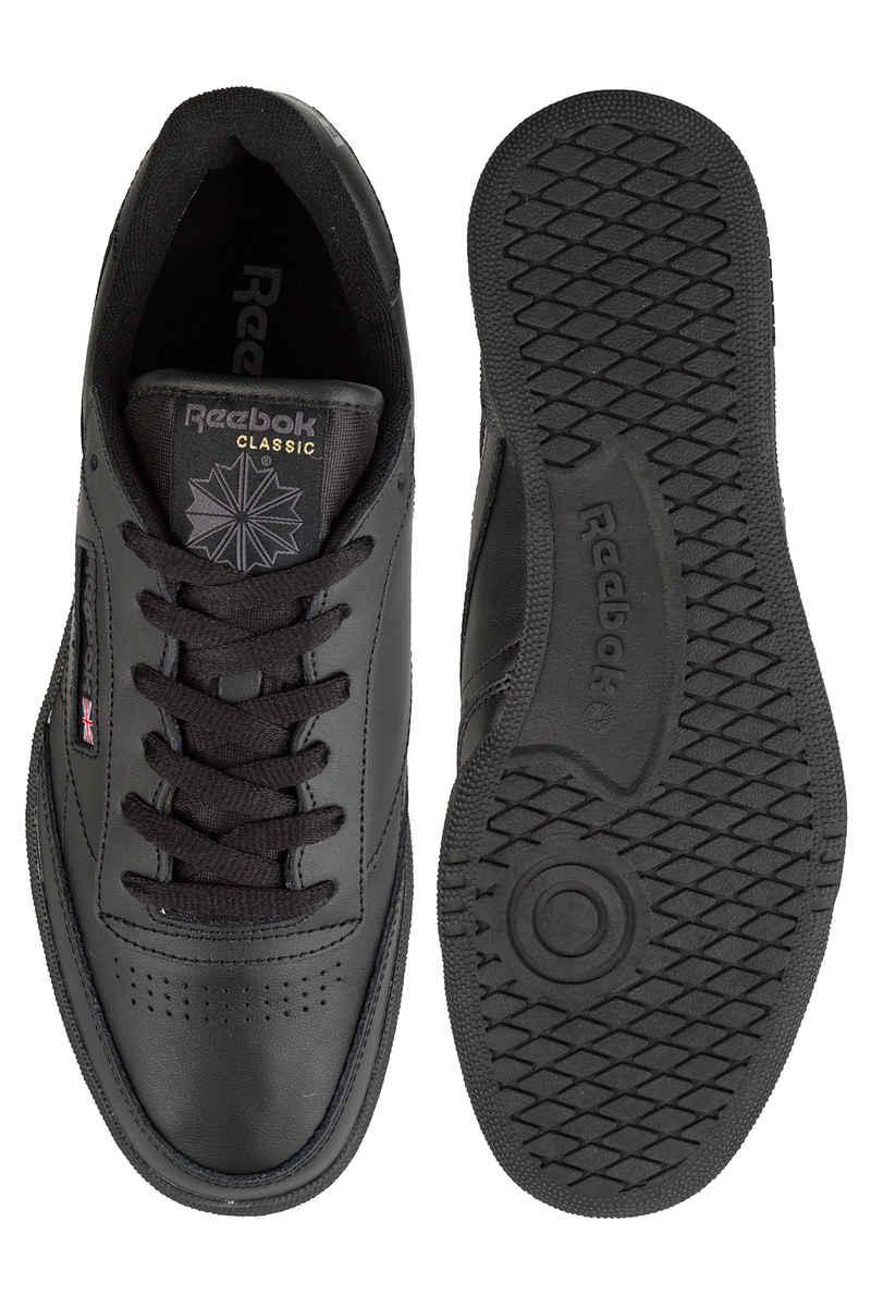 Reebok Club C 85 Shoes (black charcoal)