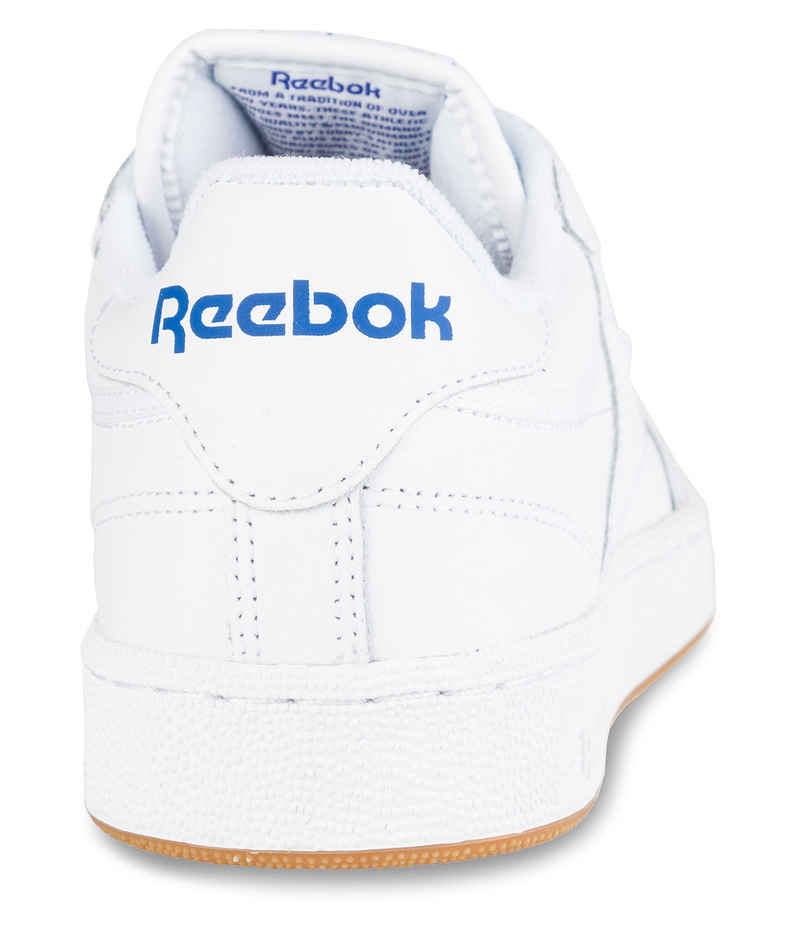 Reebok Club C 85 Shoes (white royal gum)