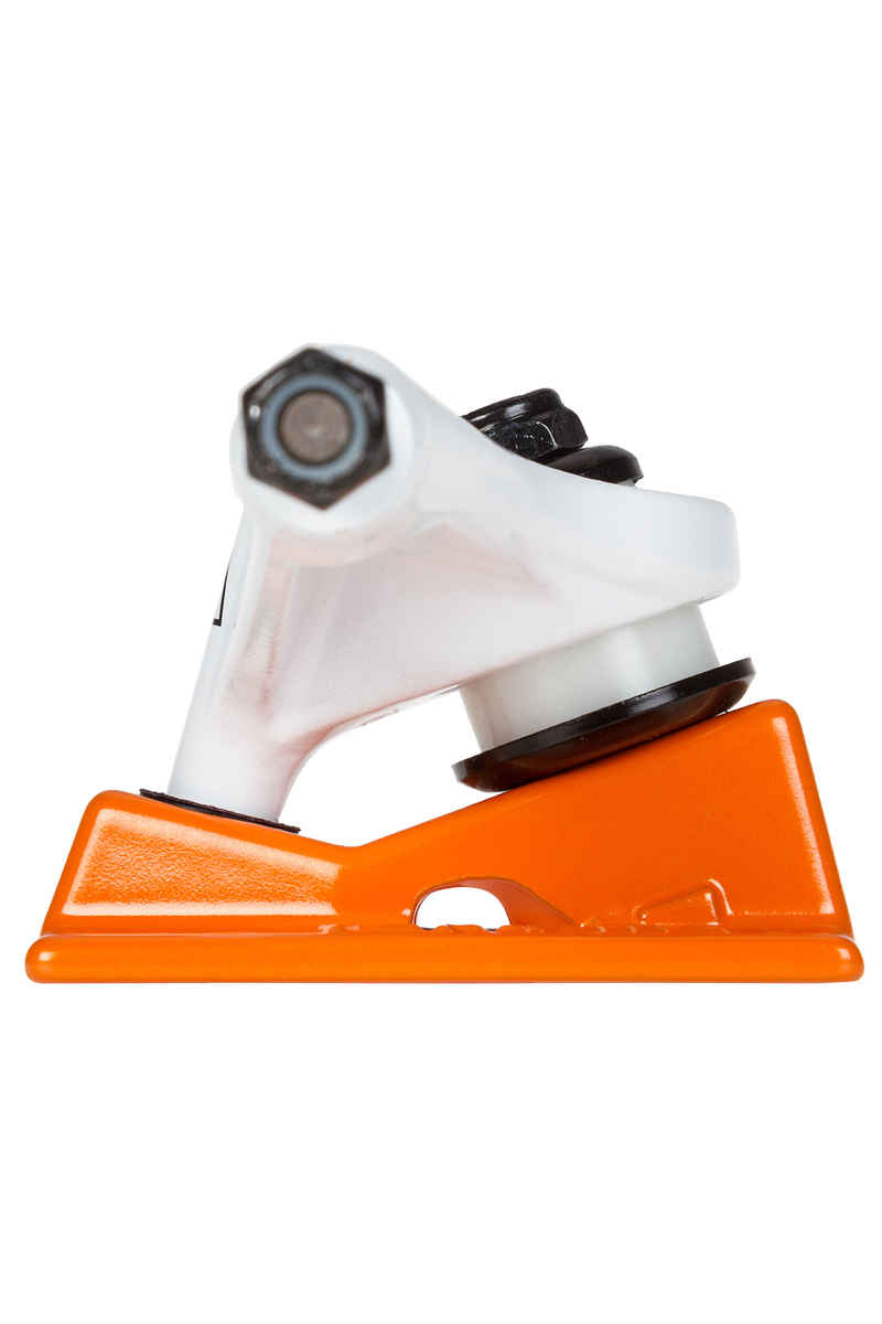 "Venture Trucks V-Lights Icon Low 5.25"" Truck (white orange)"