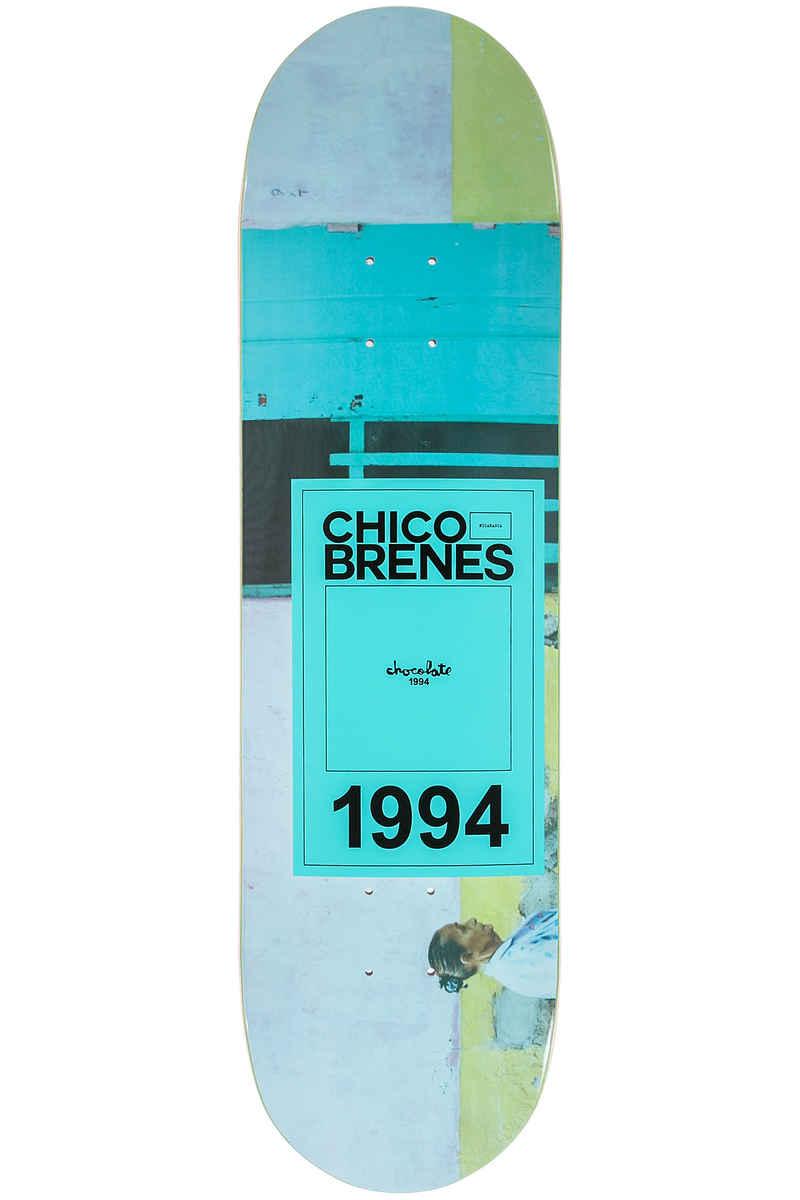 "Chocolate Brenes Inaugural 8.375"" Deck (multi)"