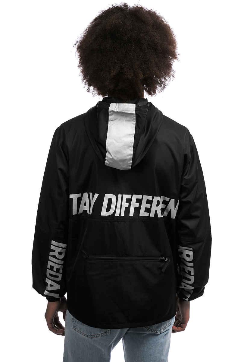 Iriedaily New Momentum Jacket Packable (black)