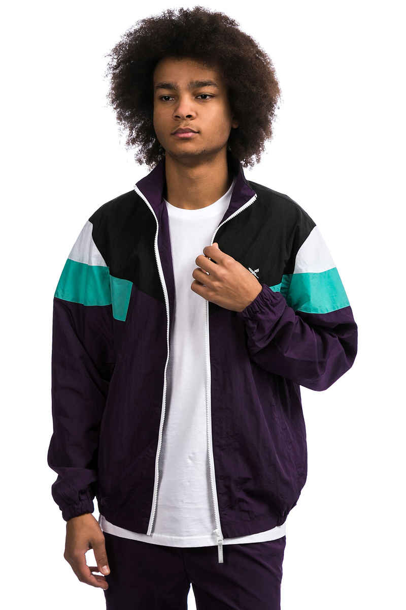 Iriedaily Get Down Veste (dark purple)