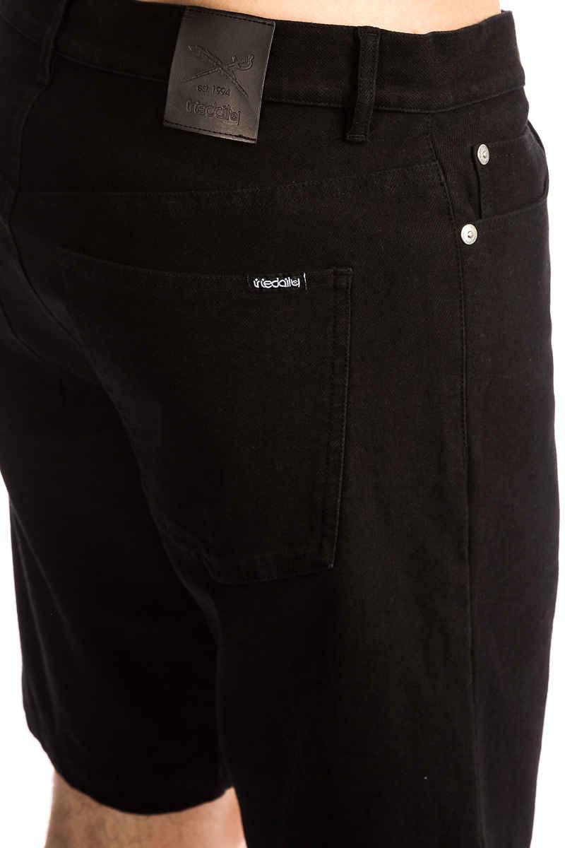 Iriedaily Relax 5 Pocket Shorts (black)
