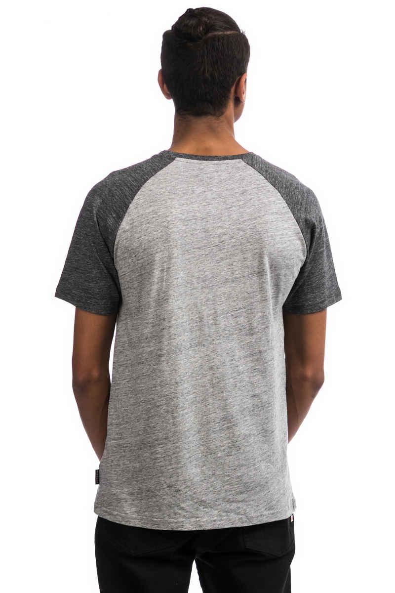 Iriedaily Chamisso Rugged T-Shirt (grey melange)