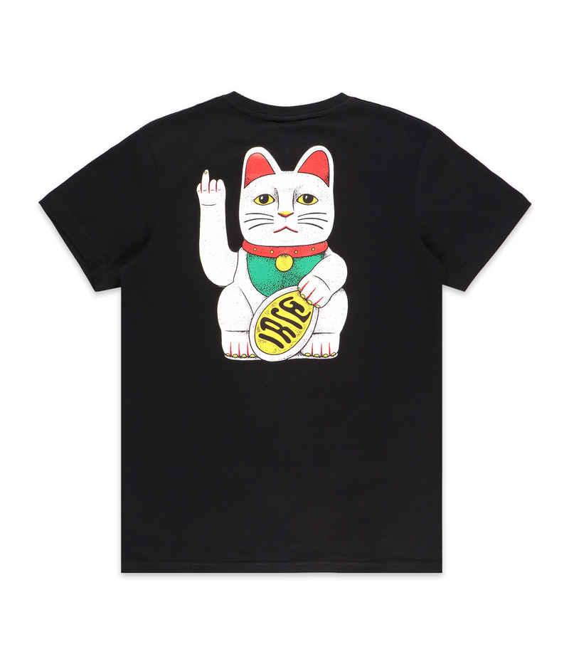 Iriedaily Bye Bye Cat T-Shirt (black)