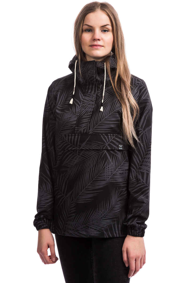 Iriedaily La Palma Breaker Windbreaker women (black)