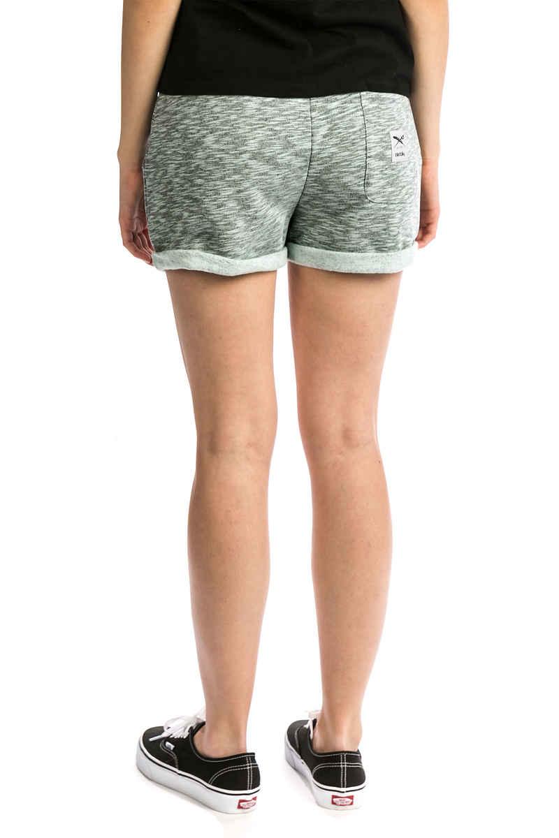 Iriedaily Jazzie Slub Shorts women (mint melange)