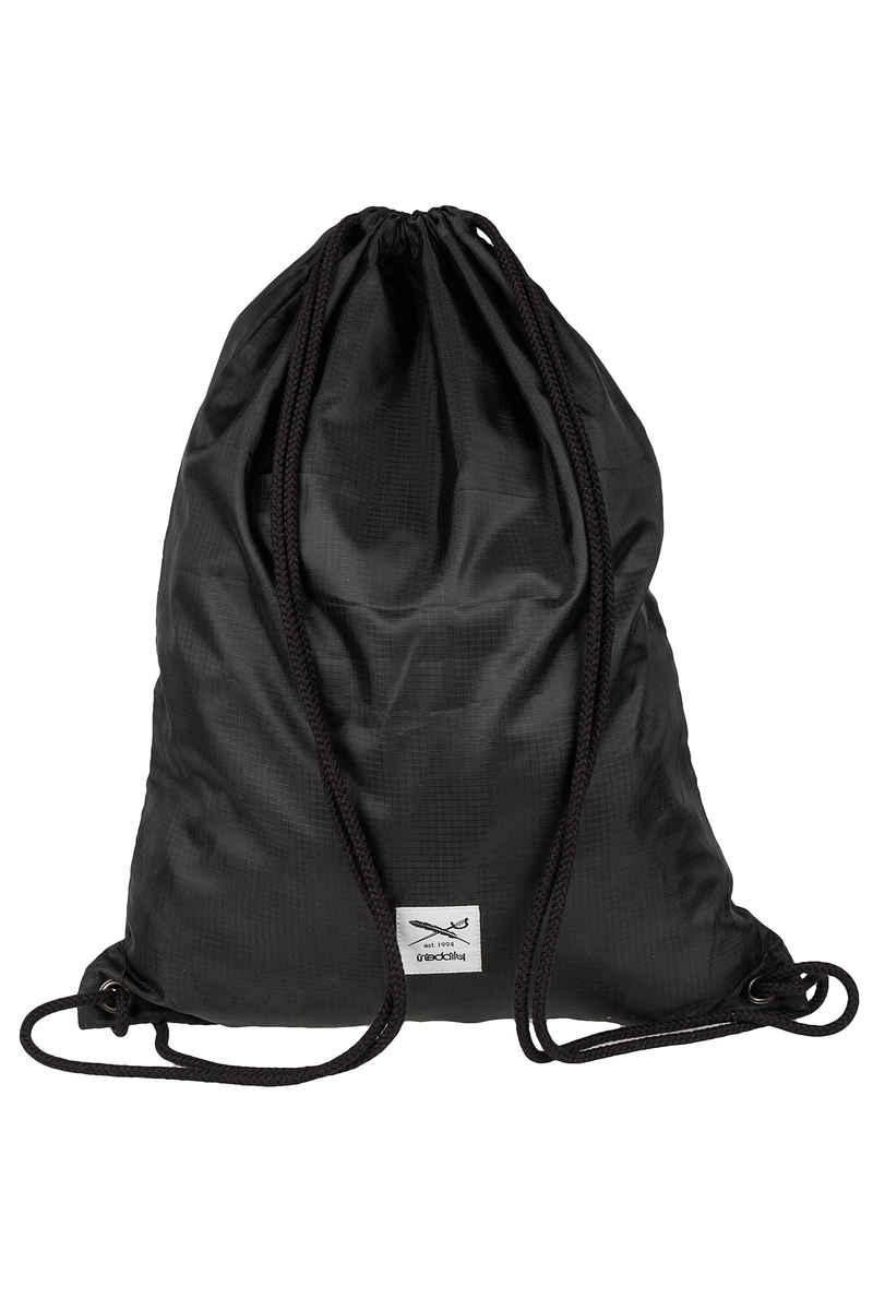 Iriedaily Gridstop Gym Bolso (black)
