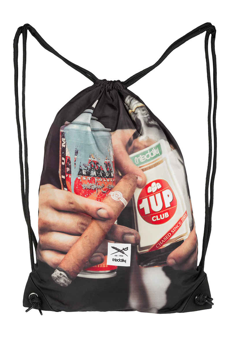 Iriedaily x 1UP Moments Gym Bag (black)
