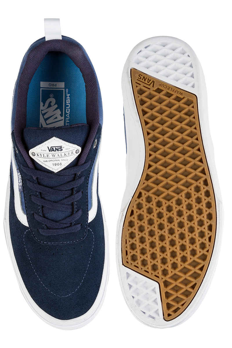 Vans Kyle Walker Pro Shoes (dress blues vintage indigo white)