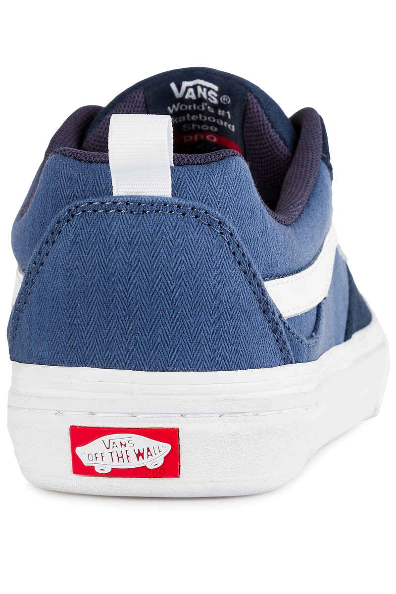 Vans Kyle Walker Pro Schuh (dress blues vintage indigo white)
