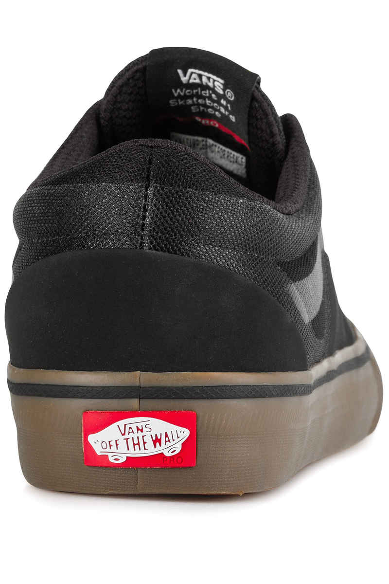 Vans AV Rapidweld Pro Chaussure (black gum tawny olive)