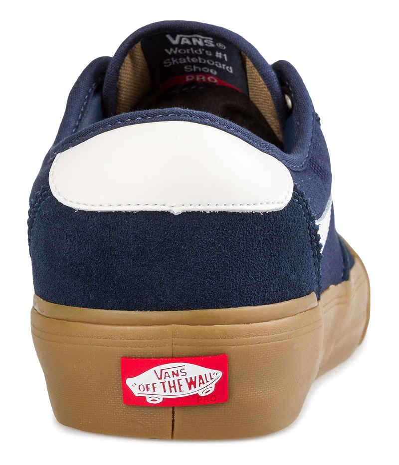 Vans Chima Pro 2 Shoes (navy gum white)