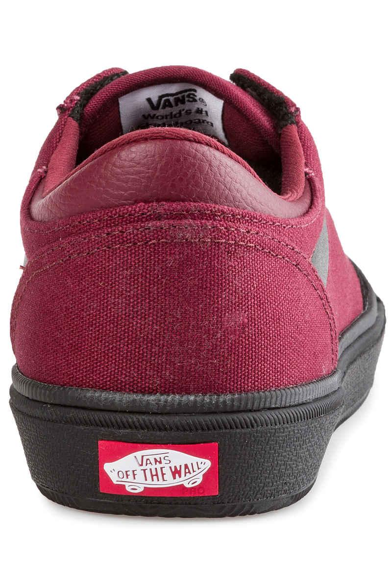 Vans Gilbert Crockett Shoes (cabernet black)