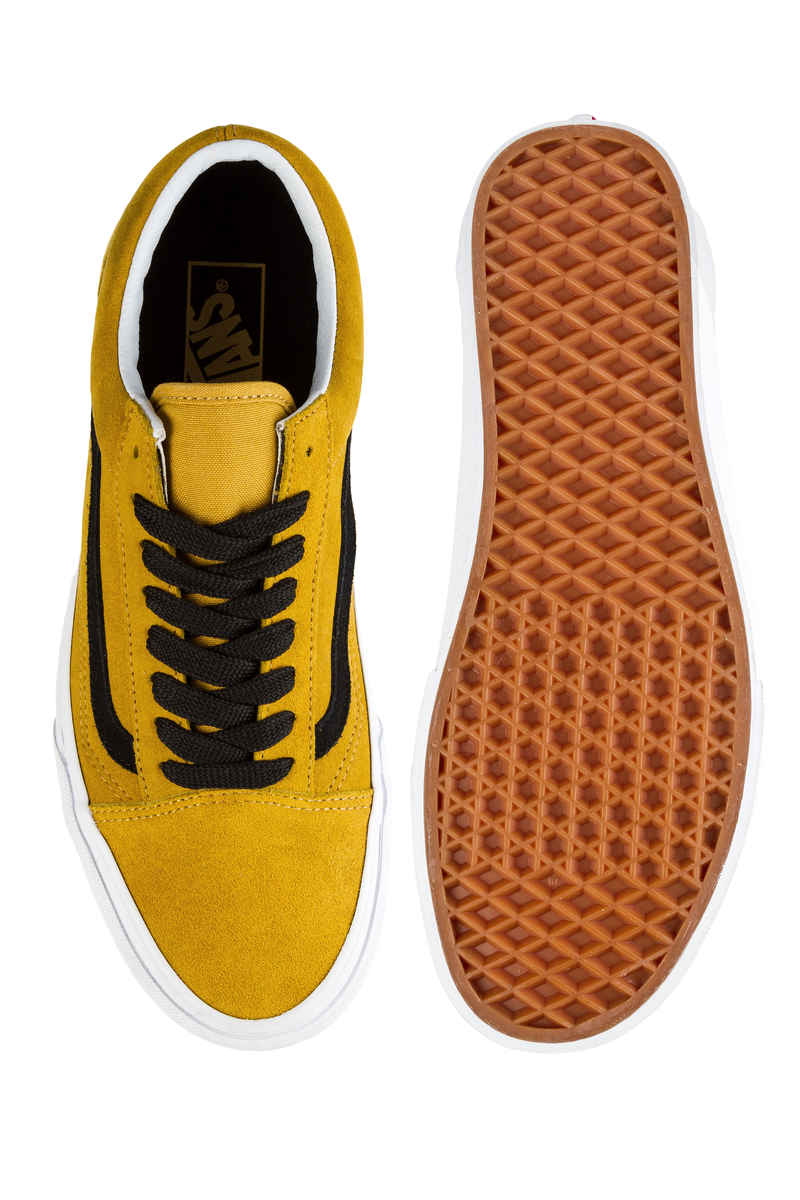 Vans Old Skool Zapatilla (tawny olive black)