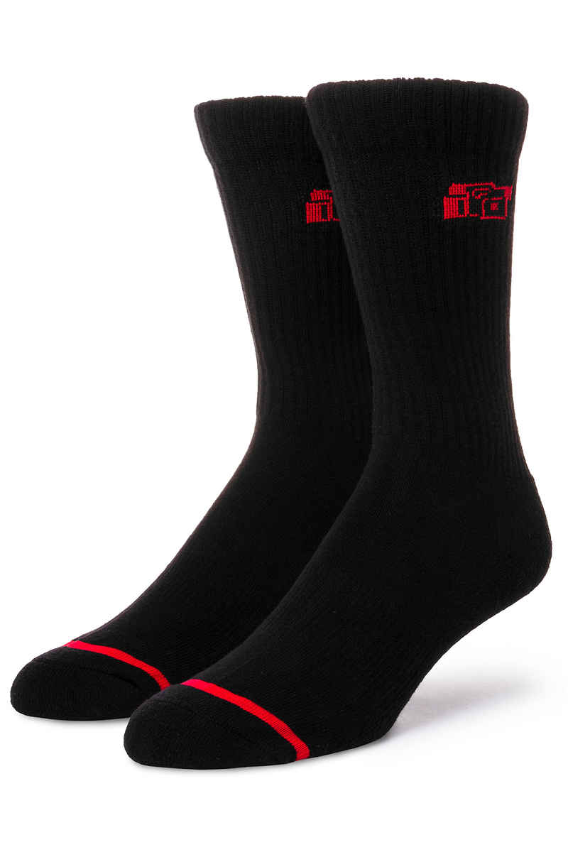 Antix Vaux  Socken US 6-13  (black)