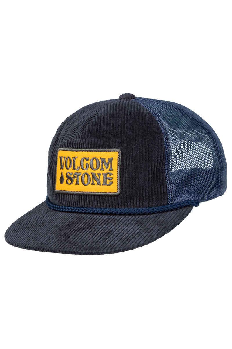 Volcom Wrecker Cheese Trucker Cap (indigo)