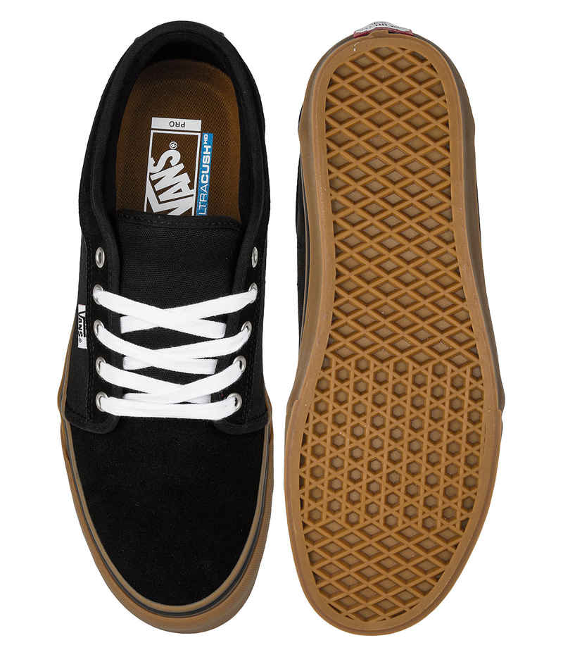 Vans Chukka Low Shoes (black black gum)