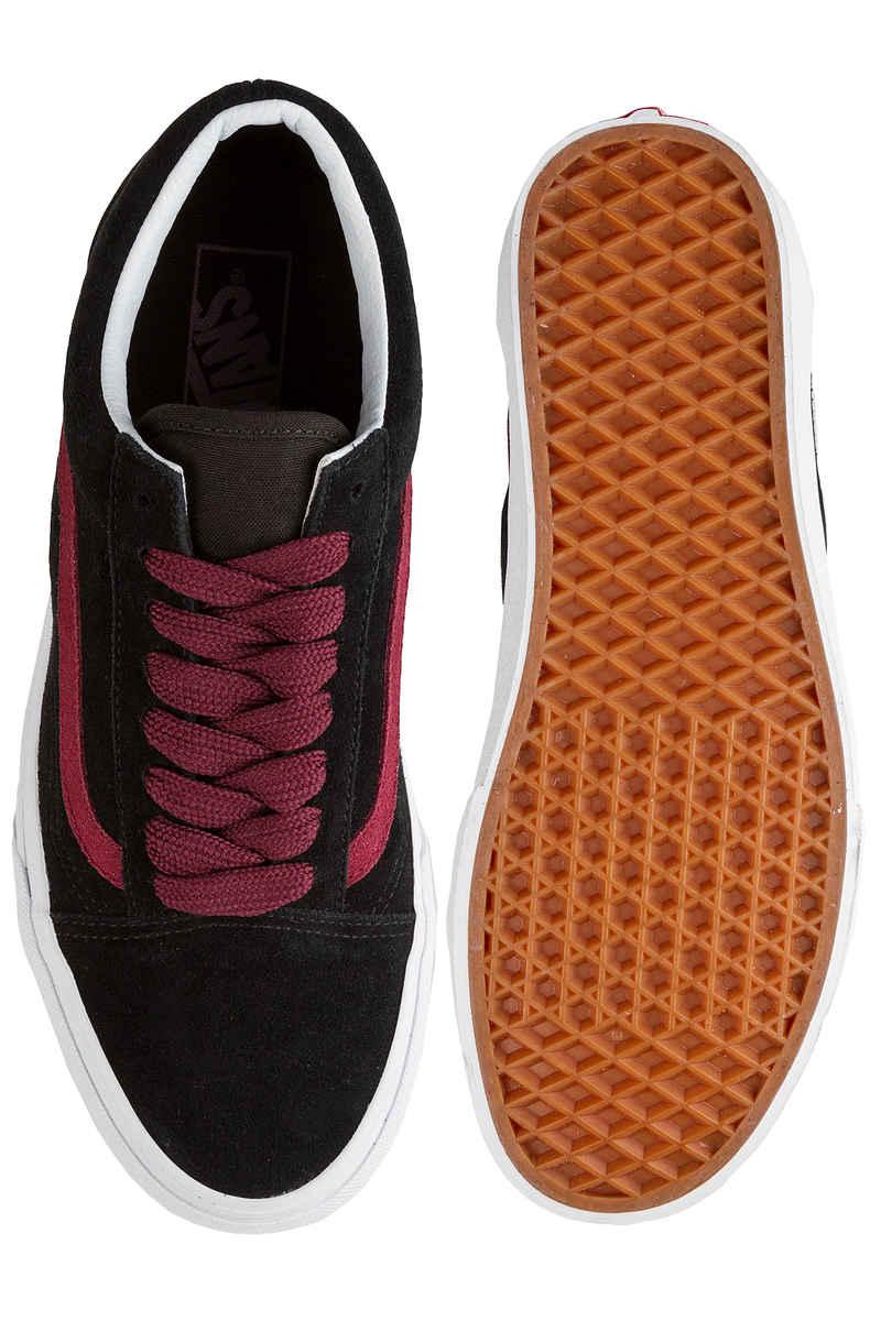 Vans Old Skool Shoes (black port royal)