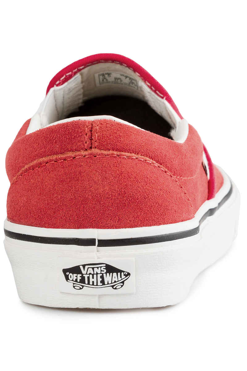 Vans Classic Slip-On Chaussure women (hibiscus red true white)