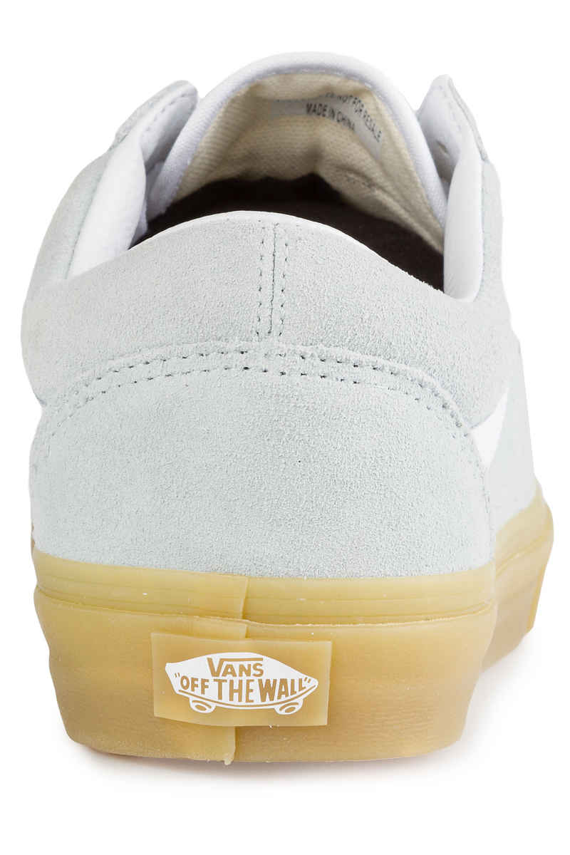 Vans Old Skool Shoes (double light green)