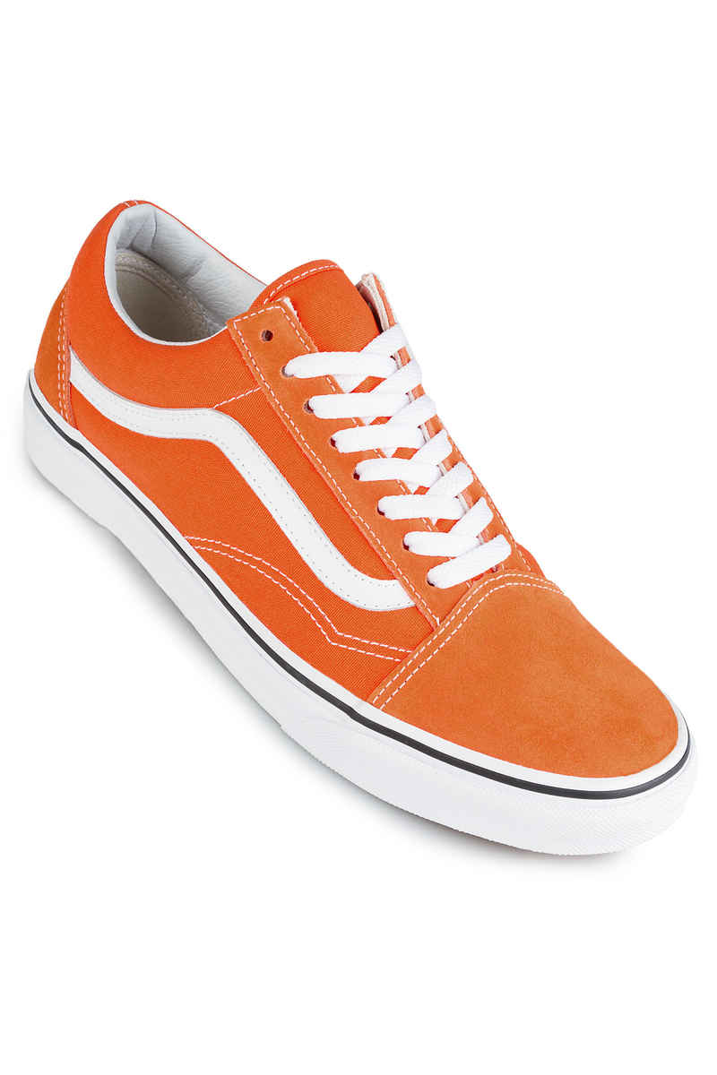 Vans Old Skool Zapatilla (flame true white)