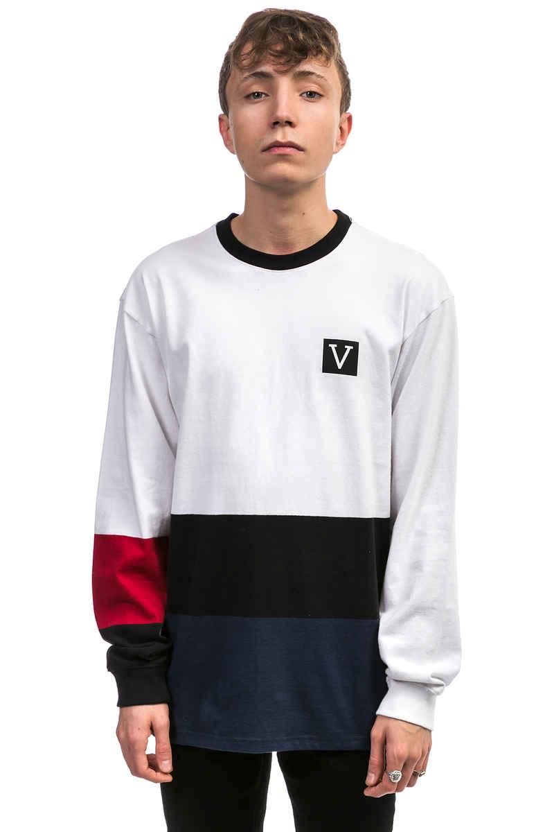 Vans Chima Colorblock Longsleeve (white)