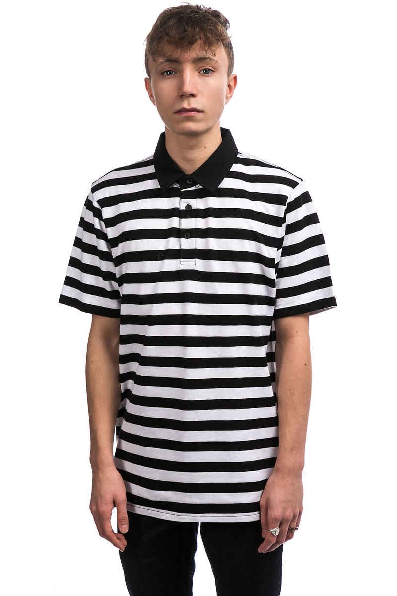 487939bc Vans Chima Striped Polo-Shirt (black white) achetez sur skatedeluxe