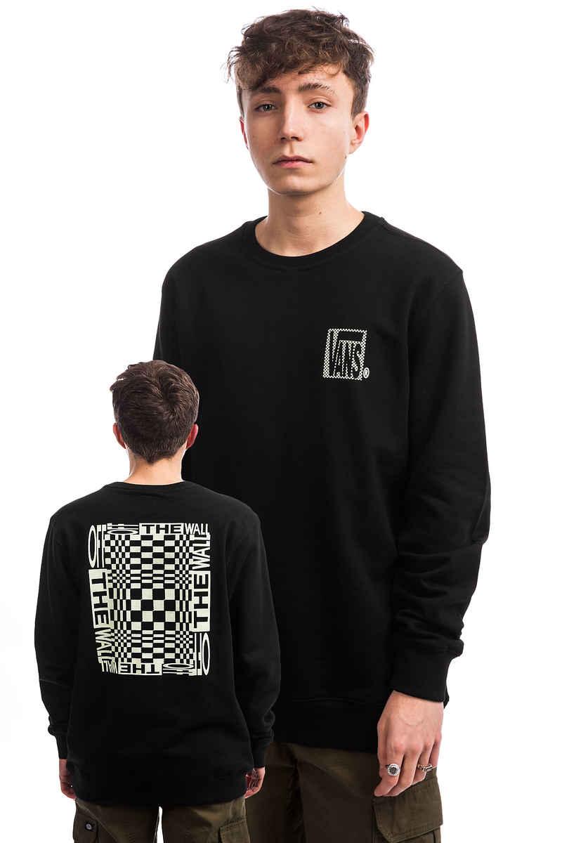 Vans New Checker Sweatshirt (black)