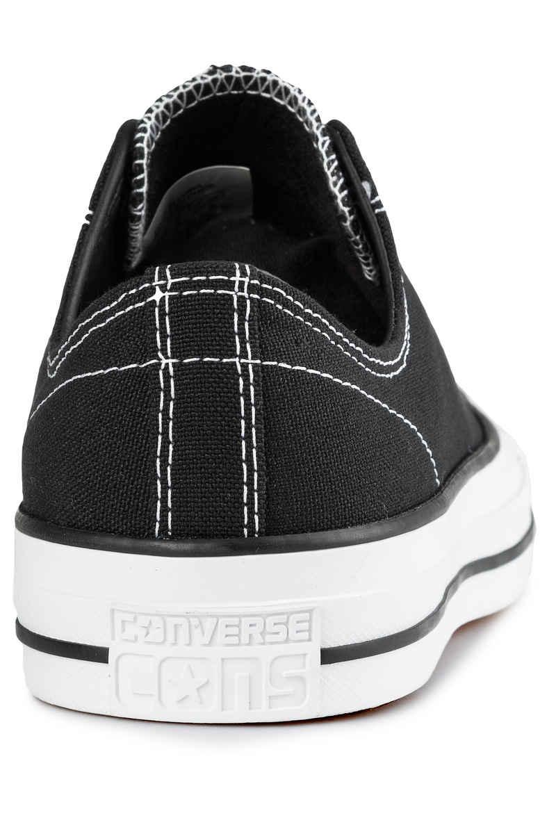 Converse CONS Chuck Taylor All Star Pro Ox Schuh (black black white white)