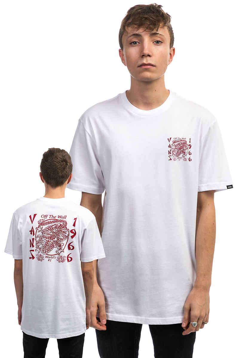 Vans Takeout T-Shirt (white)