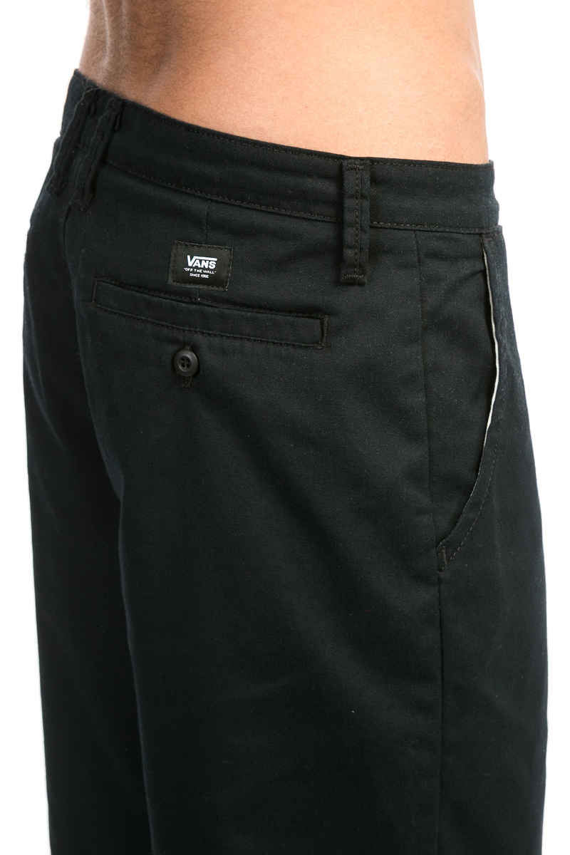 Vans Authentic Stretch Work Shorts (black)