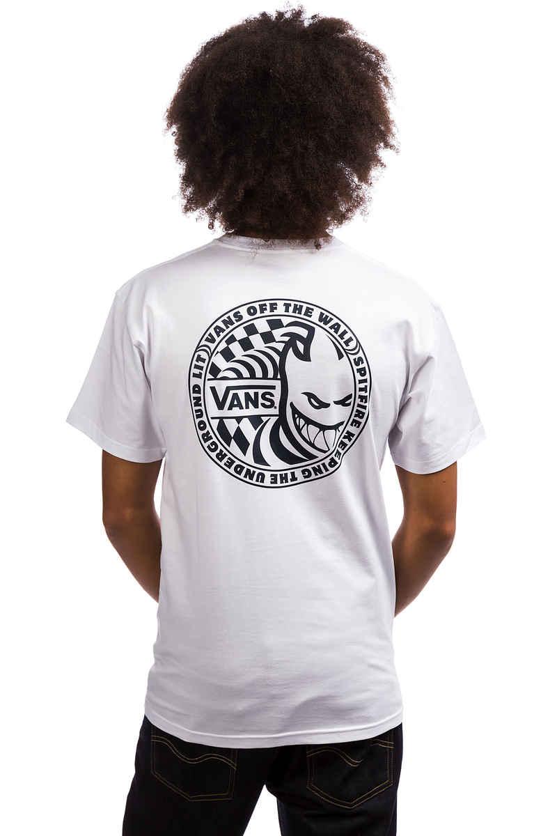 Vans x Spitfire Photo Camiseta (white)