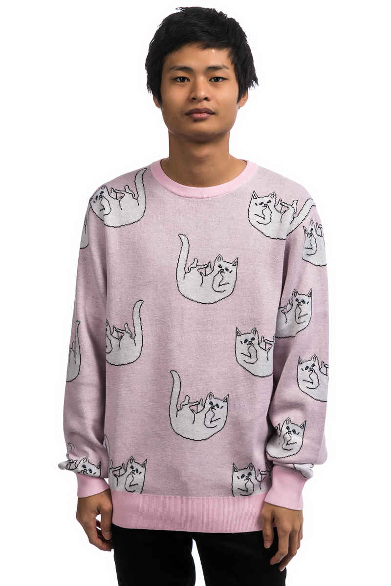 RIPNDIP Falling For Nermal Jersey (pink)