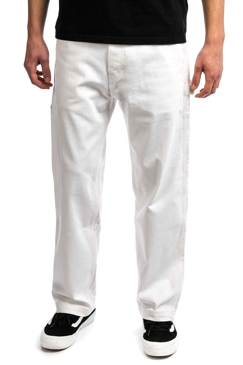 Levi's Skate Carpenter Jeans  (white bull)
