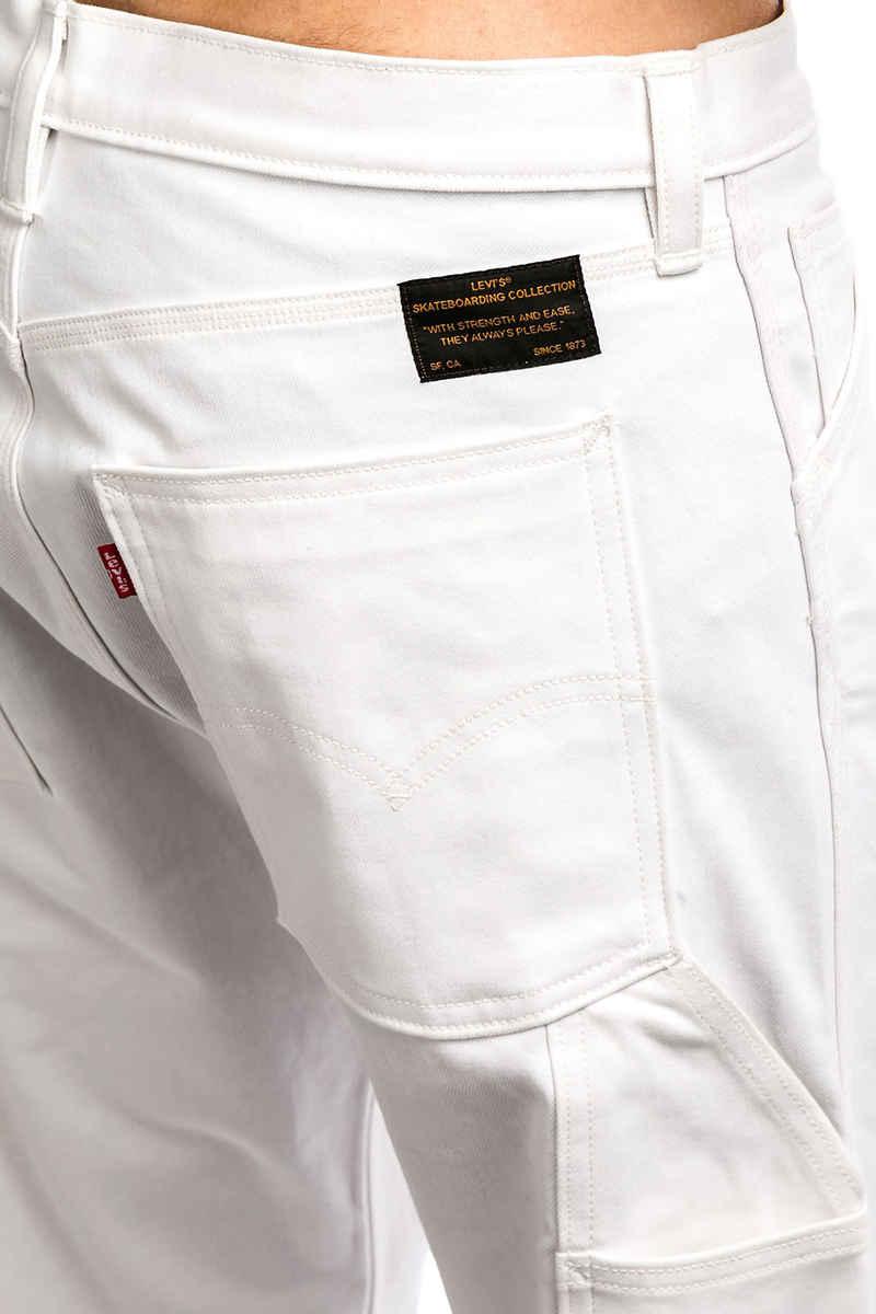 Levi's Skate Carpenter Jeans  (white bull)