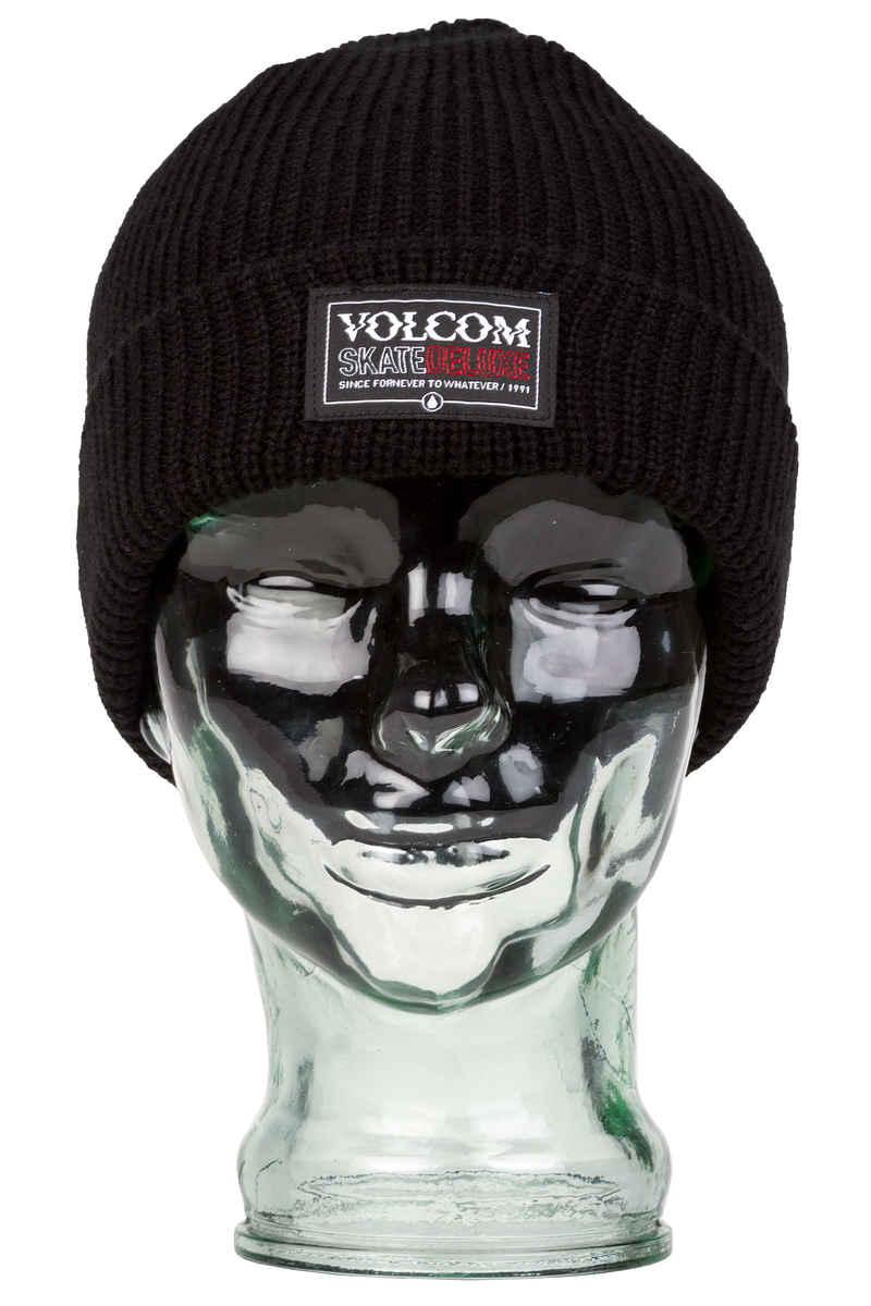 SK8DLX x Volcom Collab Gorro (black)