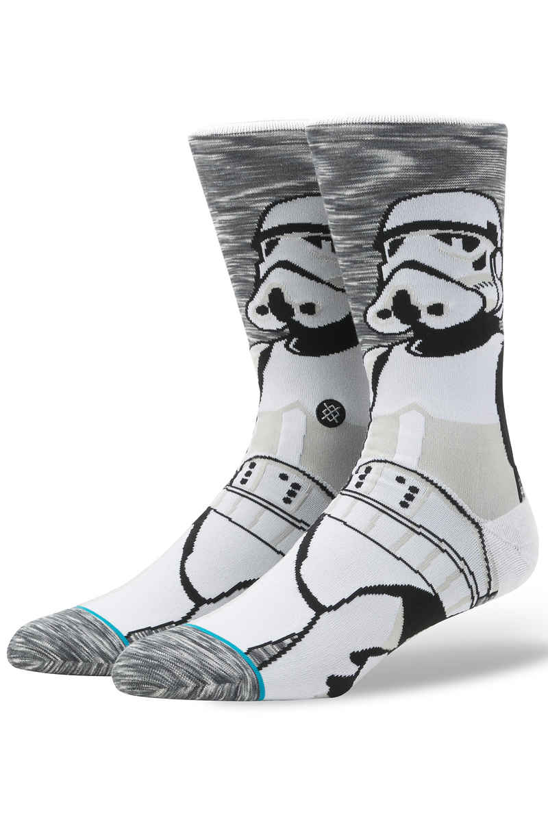 Stance x Star Wars Empire Stormtrooper Chaussettes US 6-12 (grey)