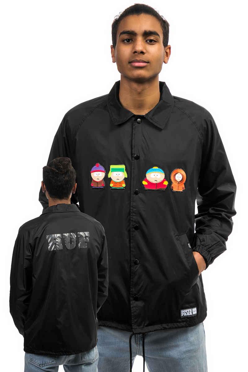 HUF x South Park Kids Coaches Chaqueta (black)
