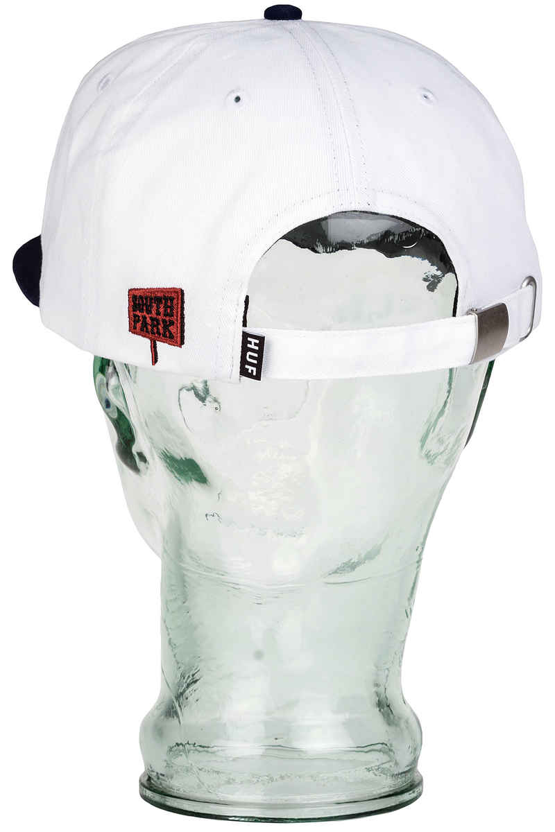 HUF x South Park Kids Strapback Cap (white)