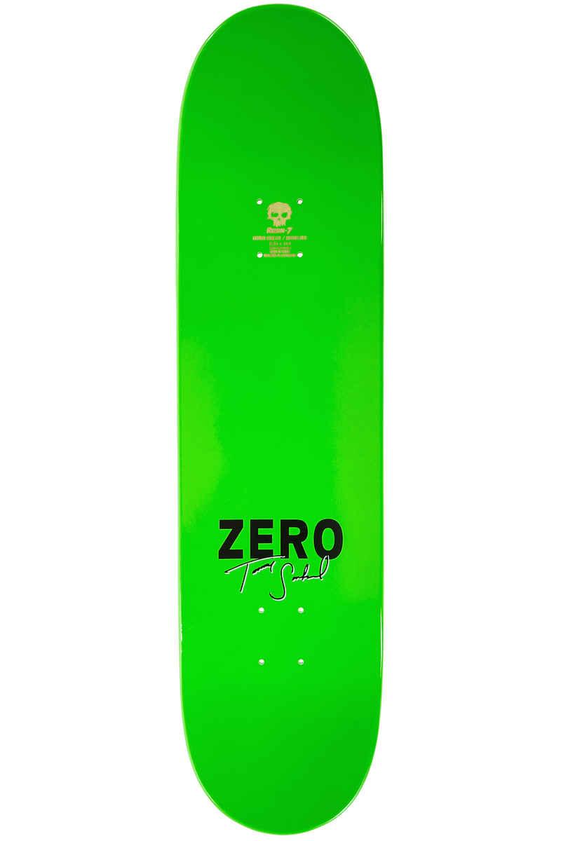 "Zero Sandoval Witch Doctor 8.25"" Deck (fluorescent green)"