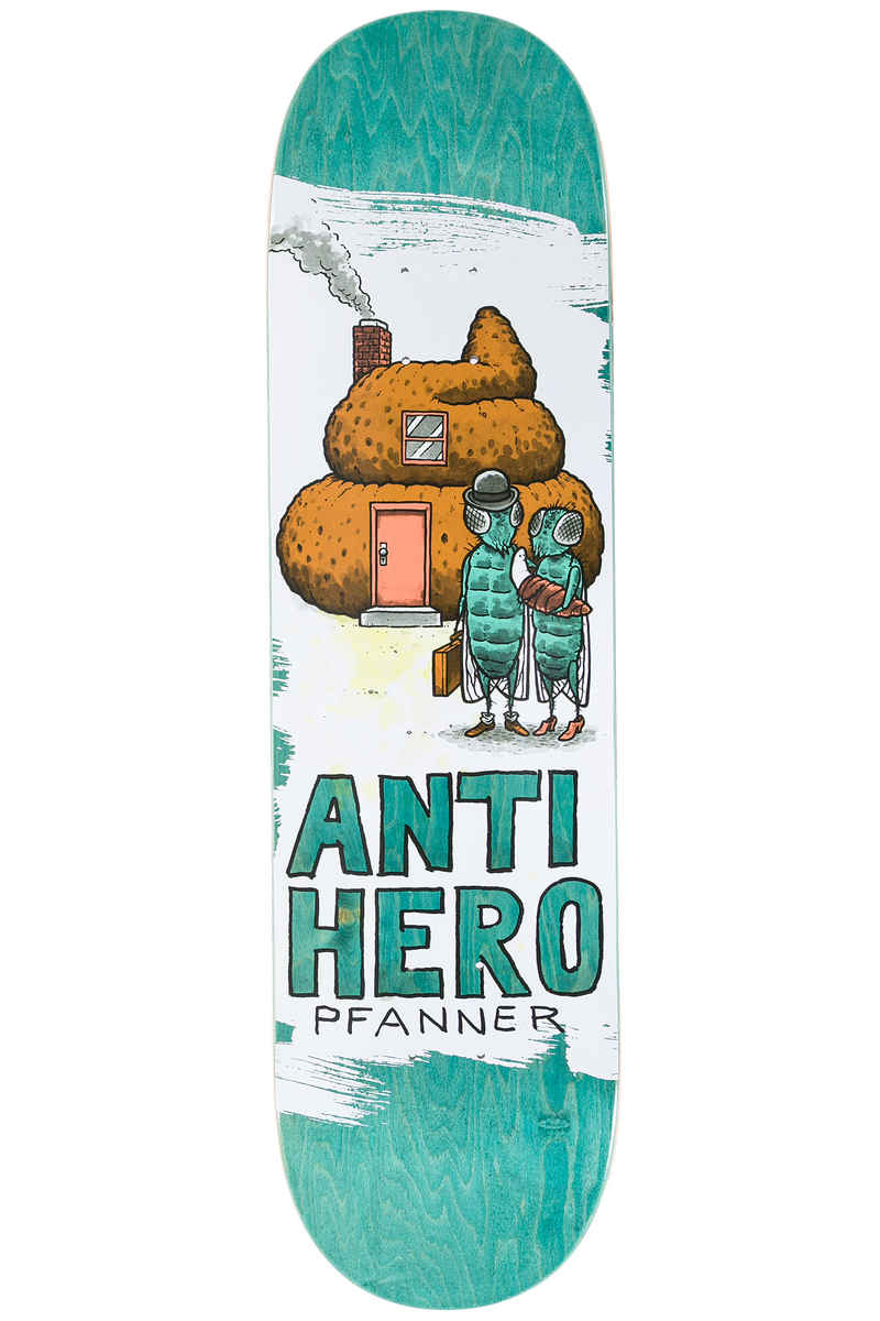 "Anti Hero Pfanner It's All Shit 8.25"" Deck"