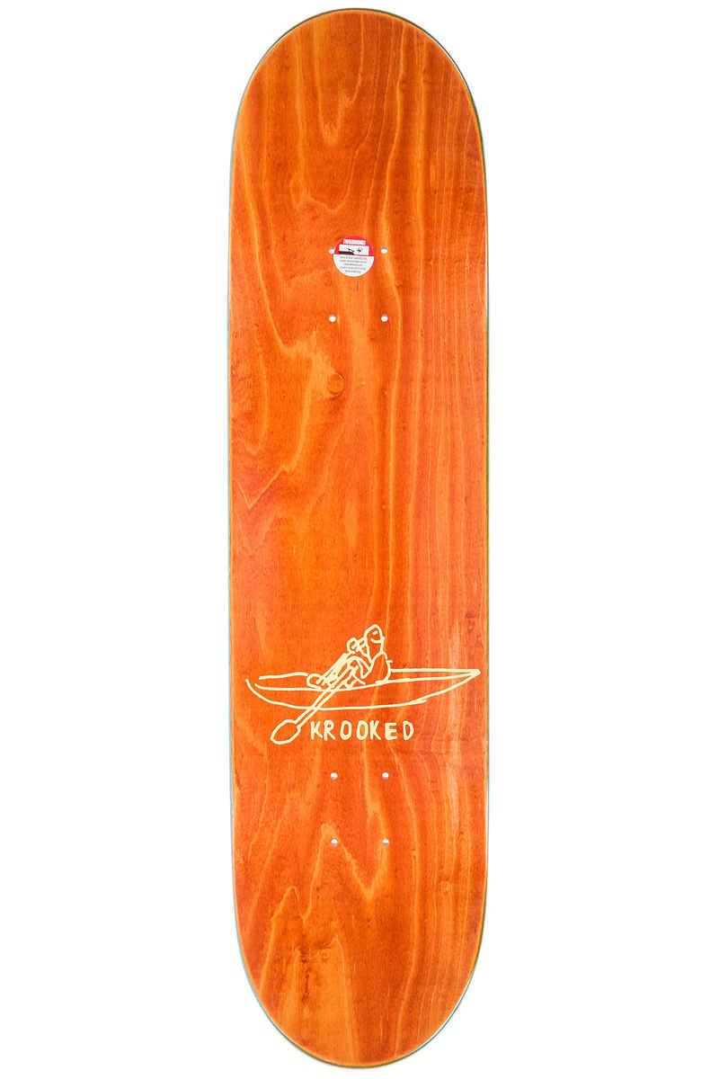 "Krooked Gonzales Simbowls 8.18"" Planche Skate"